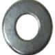 Heavy Duty Washers Mild Steel Zinc - Imperial