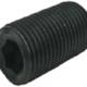 Socket Set Screws 14.9 Black - Metric Fine