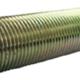Threaded Rod 8.8 Yellow Zinc (1m Length) - Metric